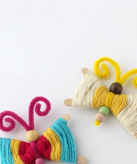 Women Craft Stick